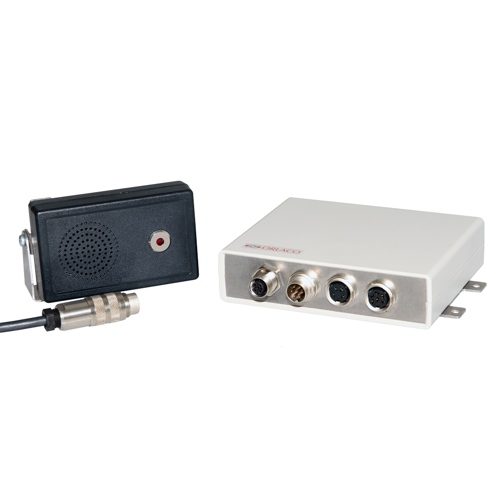 Afbeelding van Orlaco Interface Box with Ext speaker CAN SRD camera artikelnummer 0504820